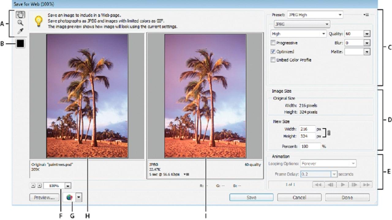 Image Optimizing